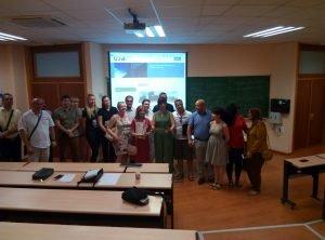 Representatives of NURE took part in the International training program Erasmus+