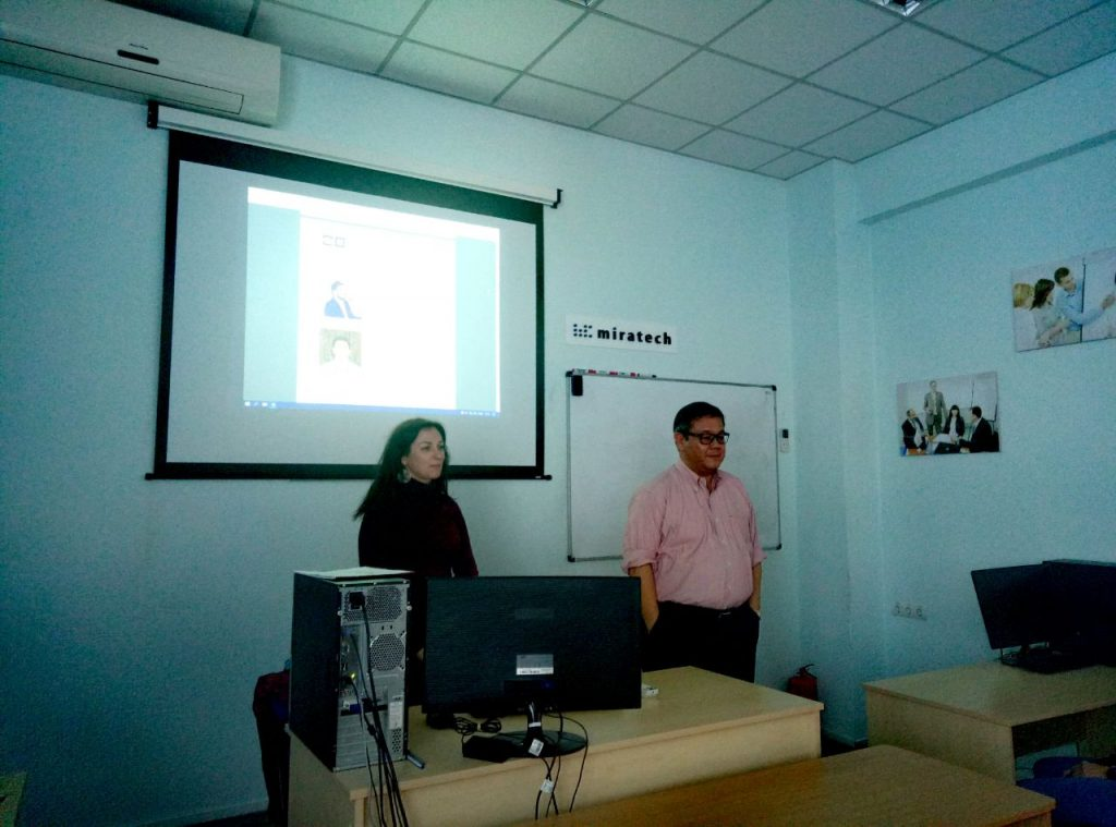 The heads of the American technological business incubator came to NURE