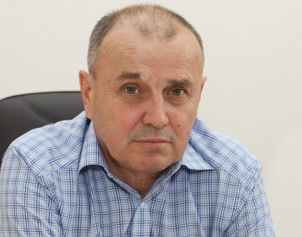 Valerii Semenets became a member of the regional scientific coordination council