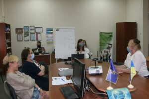 The course on studying the French language continues in NURE