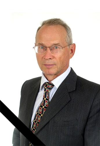 Professor Yevheniy Putiatin passed away