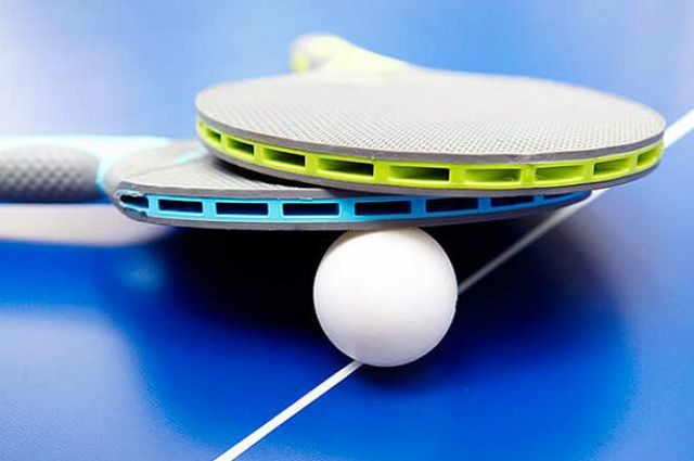 The results of the Championship in table tennis were announced