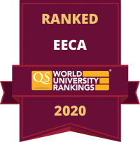 NURE ranked in QS EECA rankings