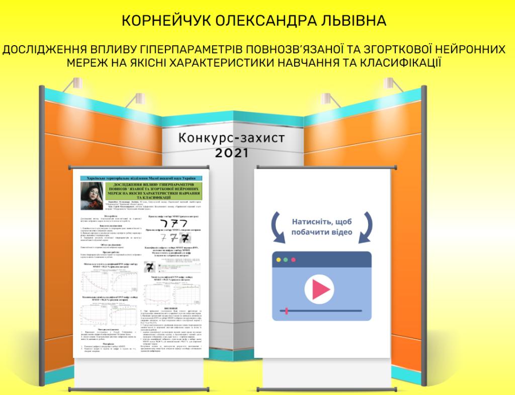 Завершився III етап (фінал) Всеукраїнського конкурсу-захисту науково-дослідницьких робіт учнів-членів Малої академії наук України.