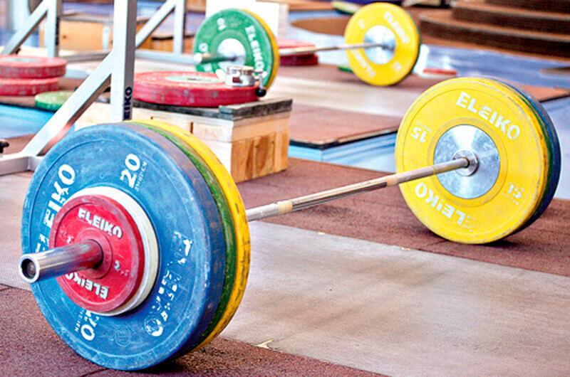 Студент ХНУРЭ завоевал «серебро» на чемпионате области по тяжелой атлетике