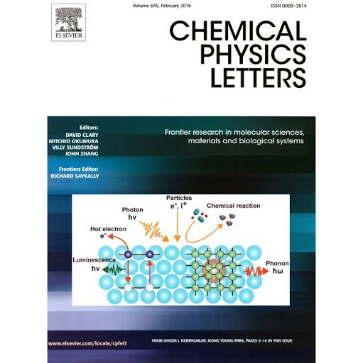NURE scientists article was published in the  Chemical Physics Letters
