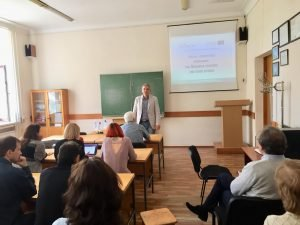 NURE teachers were informed about new projects of Erasmus+