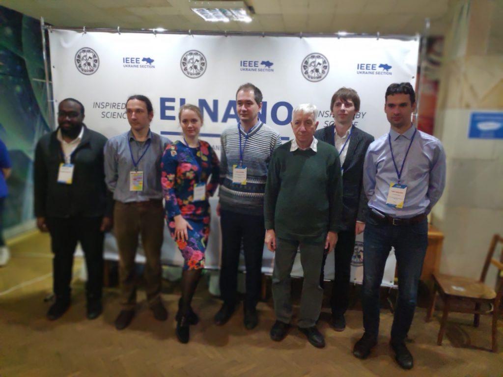 NURE scientists took part in the International scientific conference ELNANO – 2019