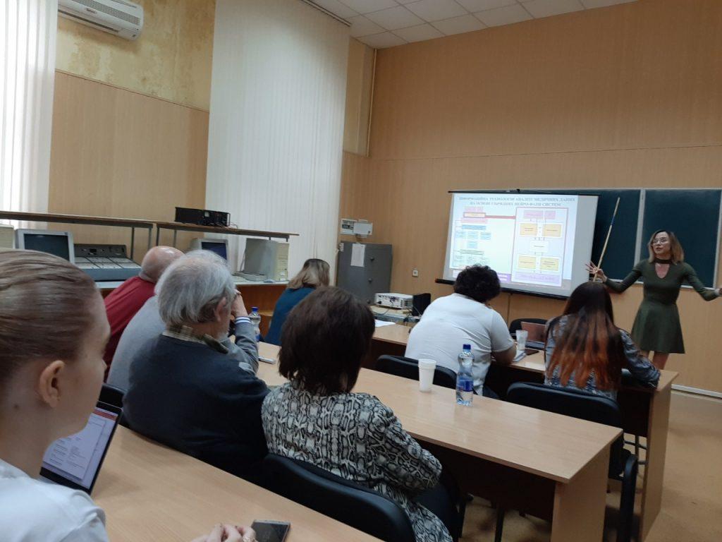В ХНУРЭ прошел научный семинар по информационным технологиям в медицине