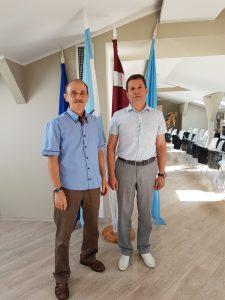 ХНУРЭ подписал соглашение о сотрудничестве с латвийской высшей школой ISMA