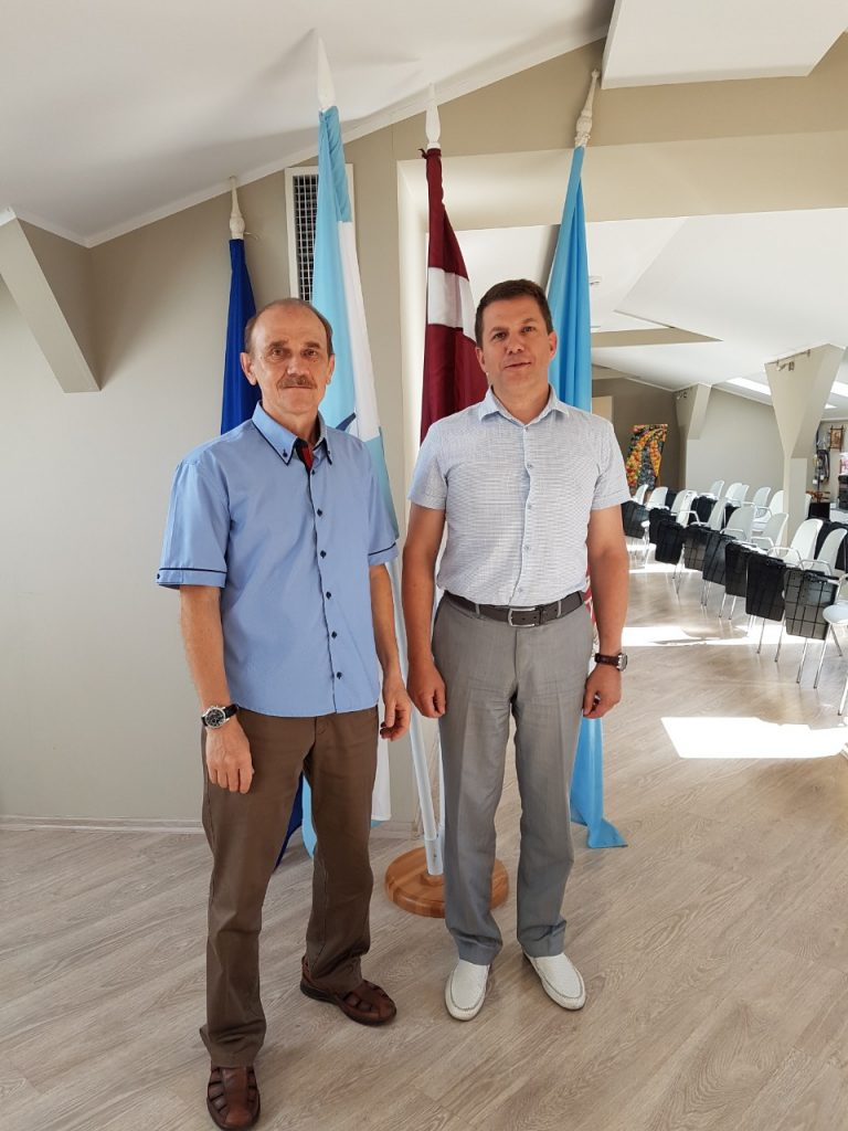 NURE has signed a cooperation agreement with the Latvian higher school ISMA