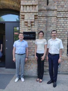 ХНУРЕ підписав угоду про співробітництво з латвійською вищою школою ISMA