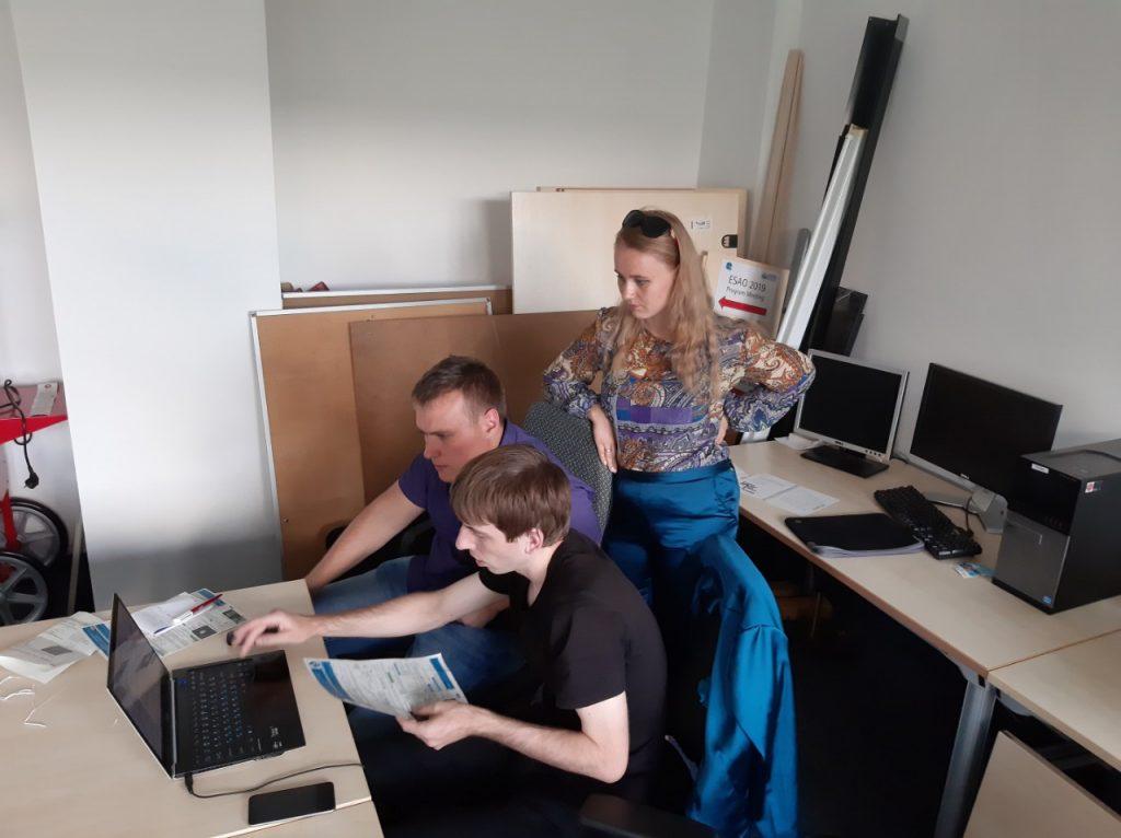 Наукова группа ХНУРЕ розпочала роботу за міжнародним проектом