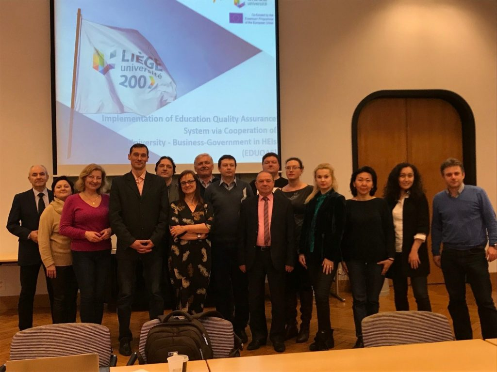 ХНУРЭ интегрируется в систему обеспечения качества в европейском образовательном пространстве