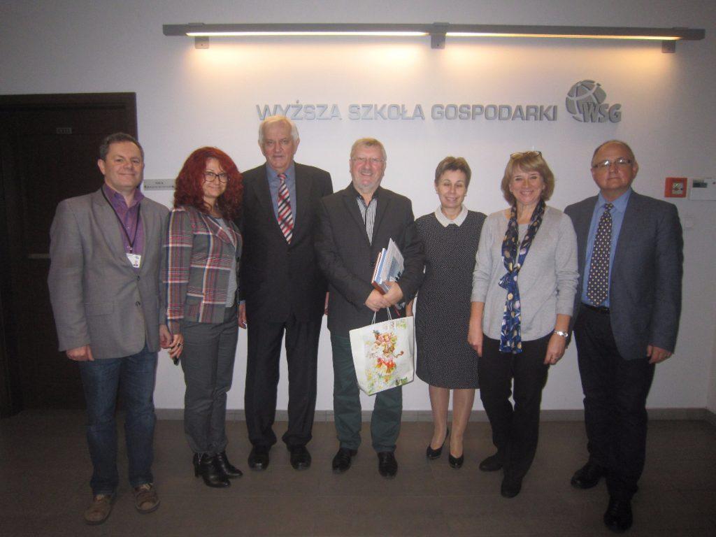 ХНУРЭ продолжает сотрудничать с польскими коллегами