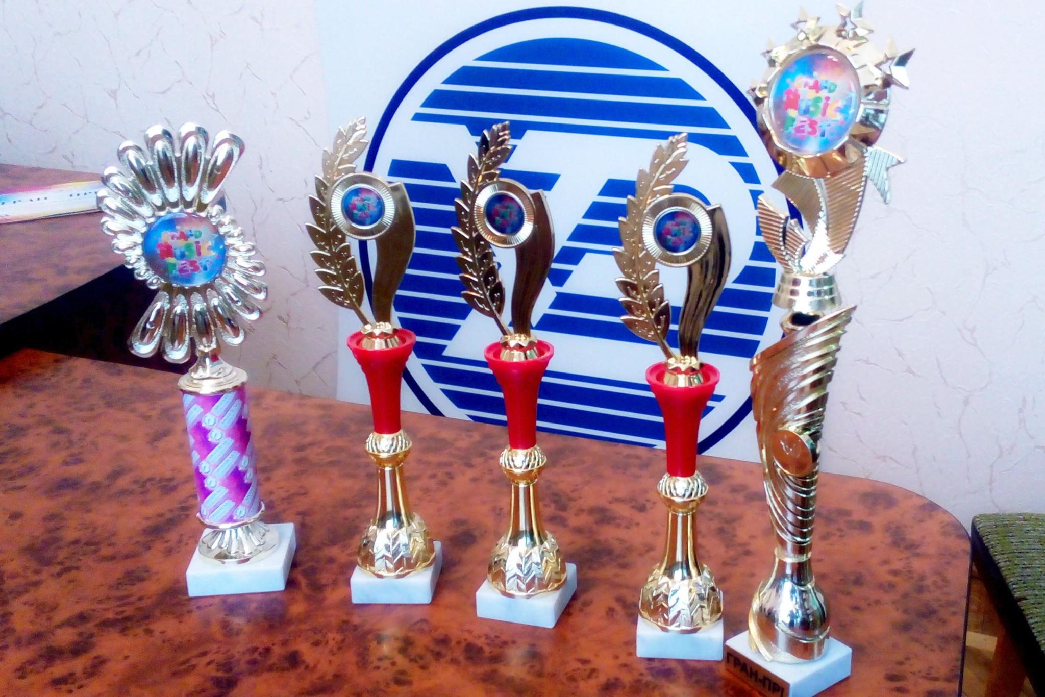 Колективи студентського клубу ХНУРЕ стали лауреатами Міжнародного фестивалю-конкурсу мистецтв «Grand Music Fest»