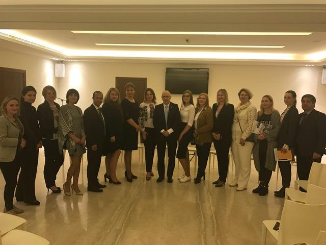 Керівництво ХНУРЕ зустрілося з українською діаспорою в Лівані