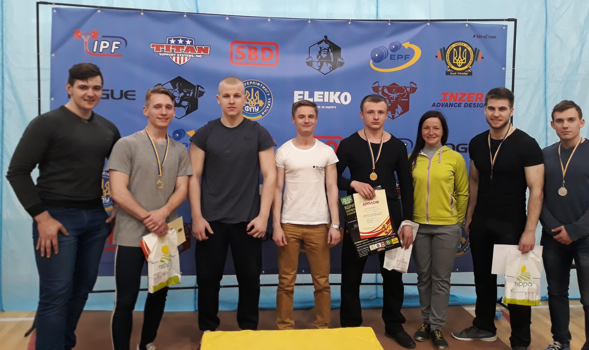 Студенти ХНУРЕ продовжують брати призові місця на спортивних змаганнях