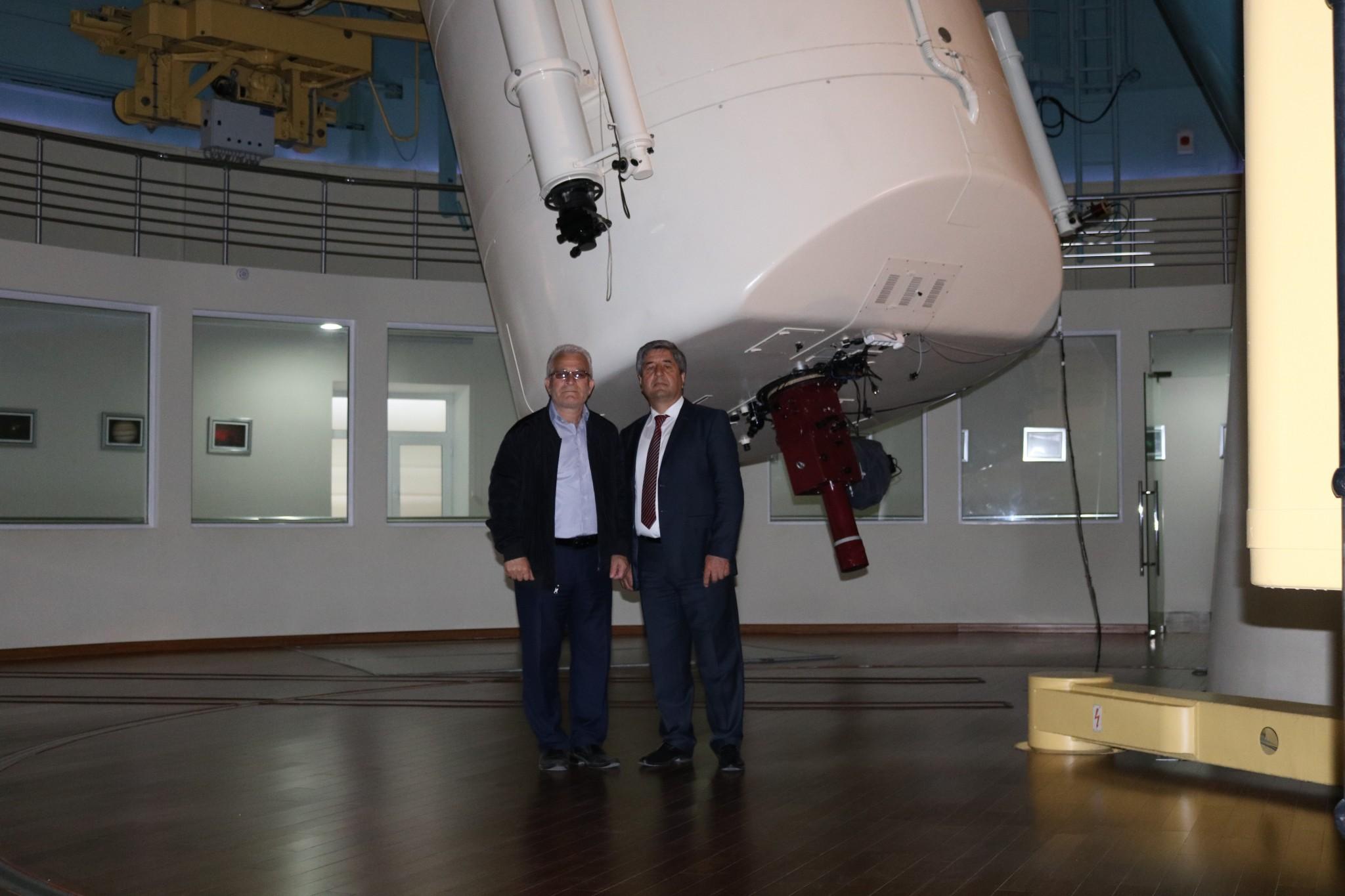 ХНУРЕ та Азербайджан будуть спільно працювати над розвитком наукии