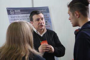 ХНУРЕ взяв участь у ХІІІ міжнародній виставці «Освіта Слобожанщини та навчання за кордоном»