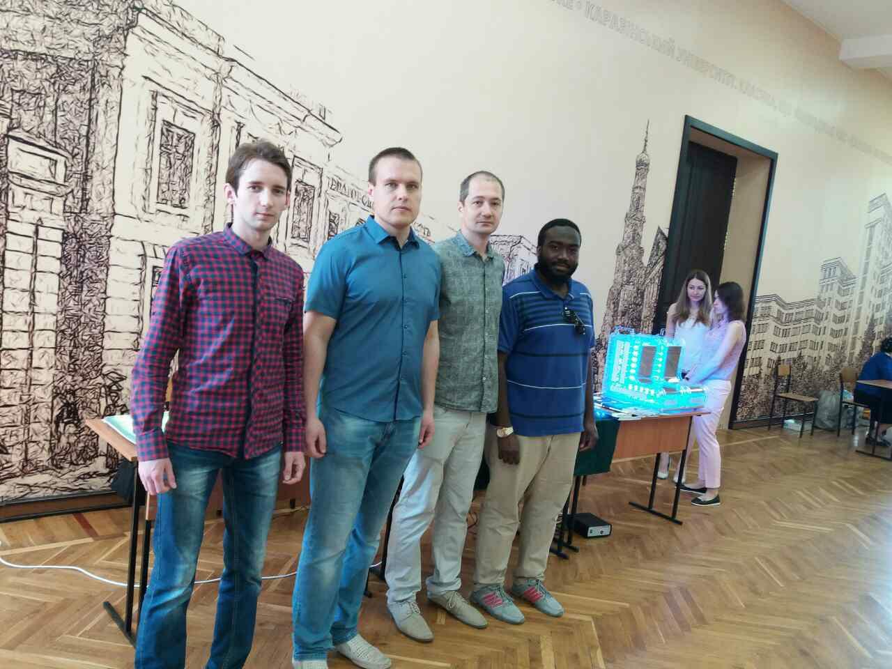 Студенти та аспіранти ХНУРЕ взяли участь у міжнародних наукових конференціях