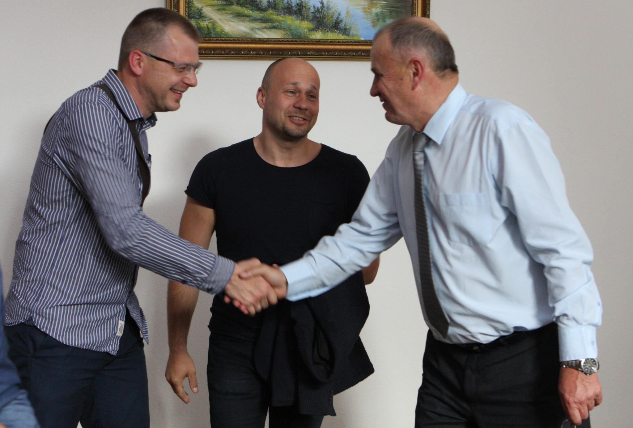ХНУРЕ відвідали представники Латвійського університету
