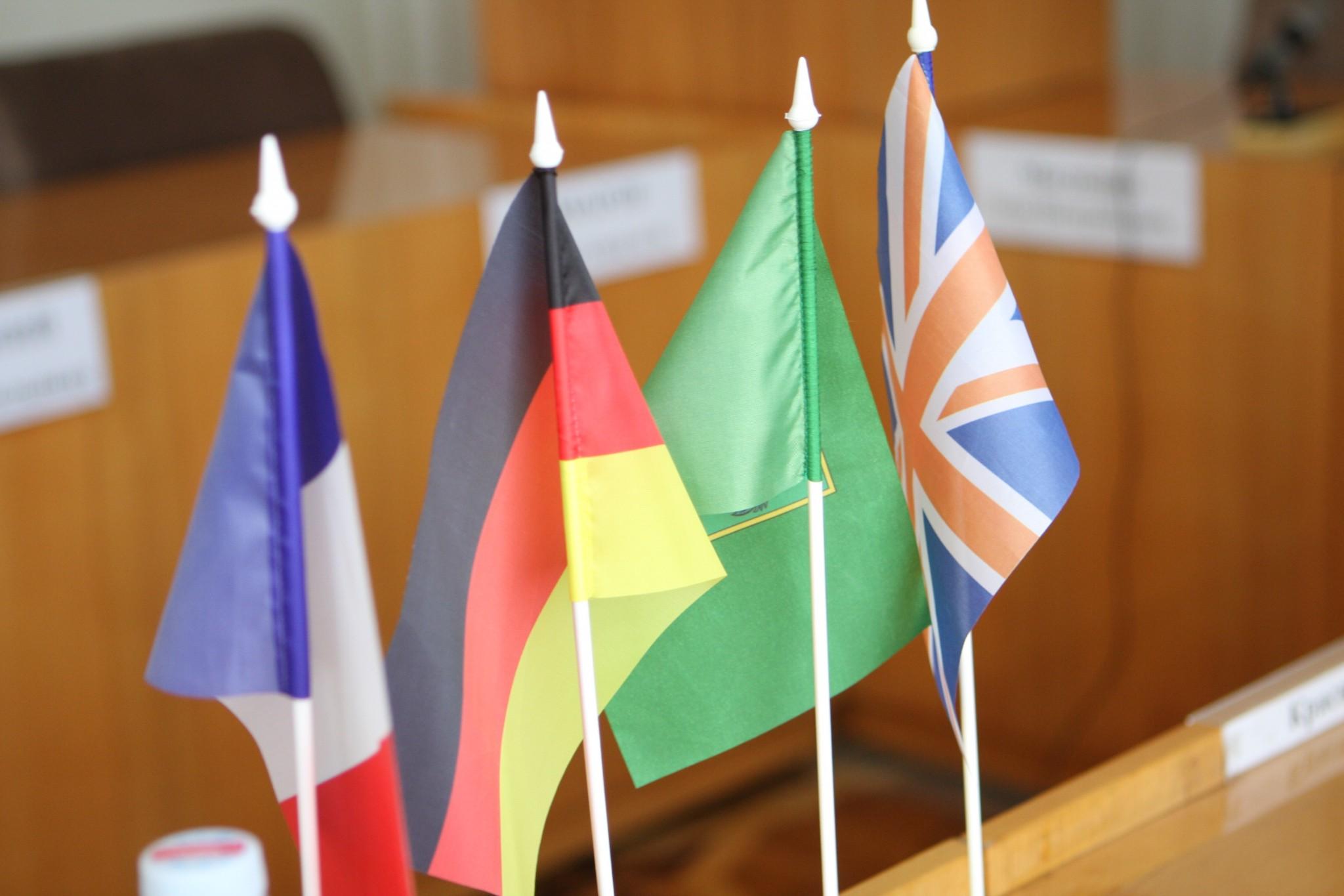 У ХНУРЕ пройшла презентація німецької програми для студентів
