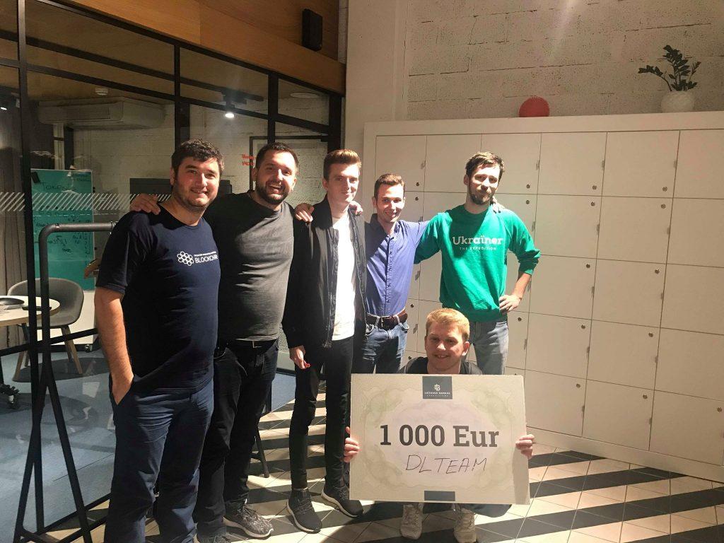 Студент ХНУРЕ став кращім на блокчейн-Хакатоні від Банку Литви