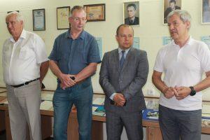В музее истории ХНУРЭ открылась выставка в честь 60-летия кафедры ИУС