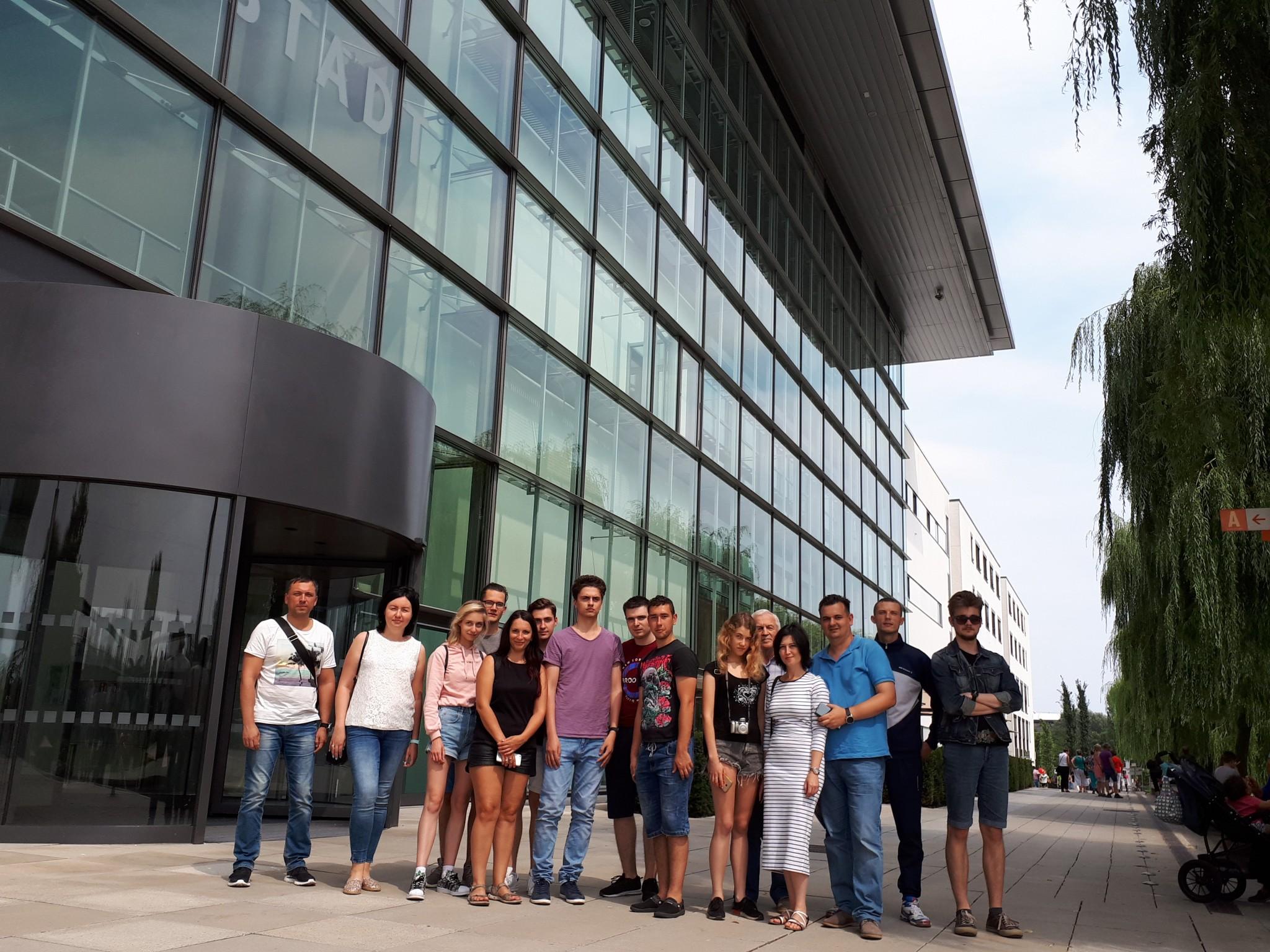 Завершилась работа Міжнародньої літньої школи з розробки додатків для віртуальної реальності у Польщі