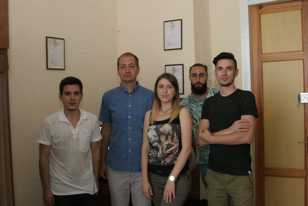 Іноземні студенти обирають ХНУРЕ для проходження практики