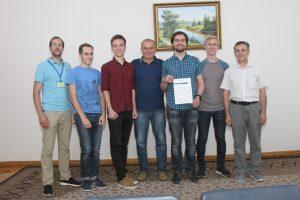 Студенты ХНУРЭ вышли в финал всемирной олимпиады «Data Science Game»
