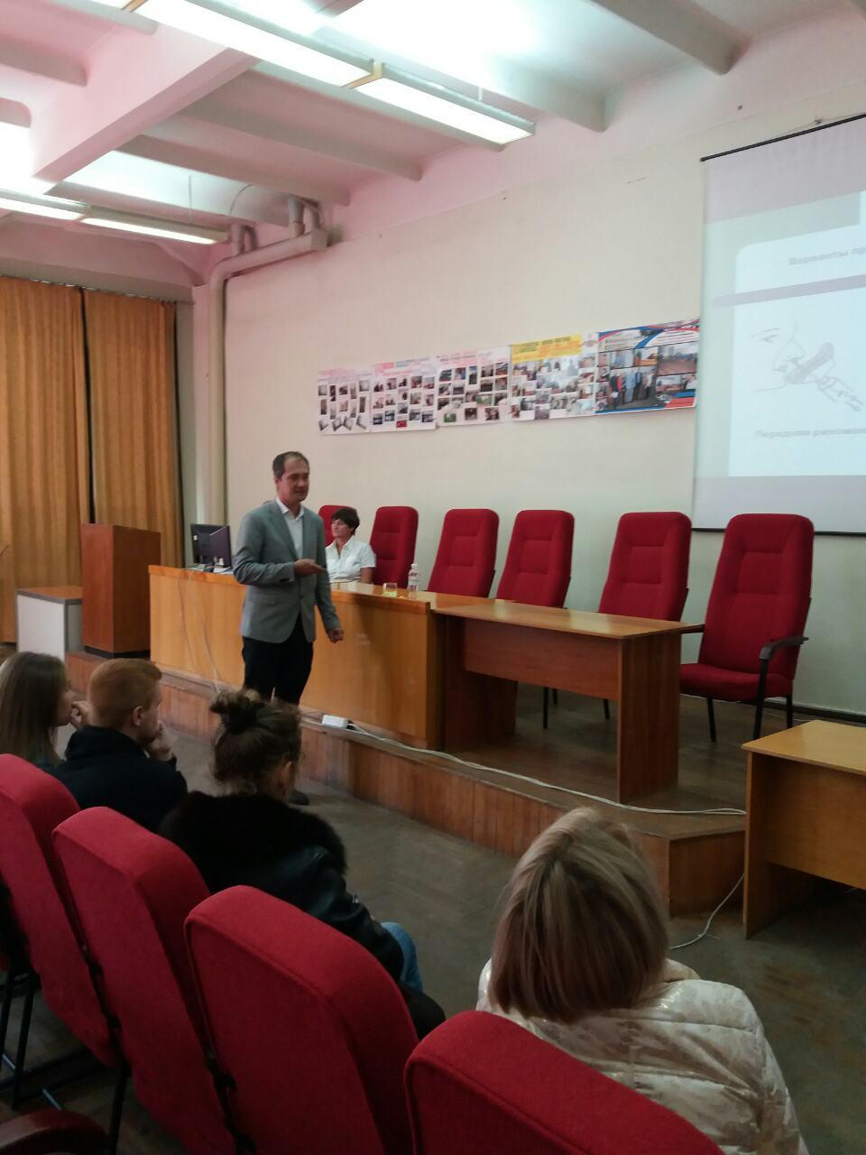 Науковці ХНУРЕ виступили з доповіддю на V Всеукраїнській науково-практичній конференції