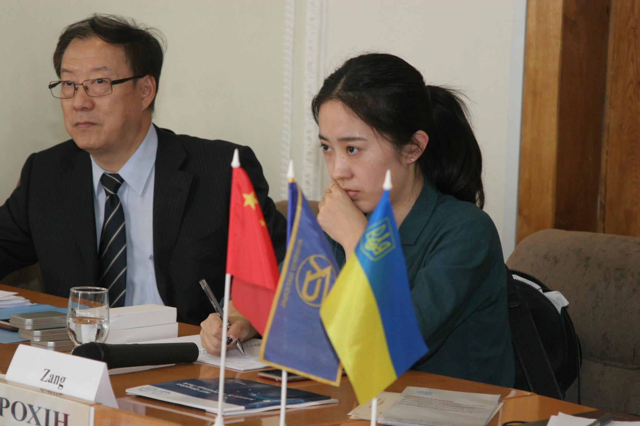 ХНУРЕ продовжує співпрацю з Китаєм