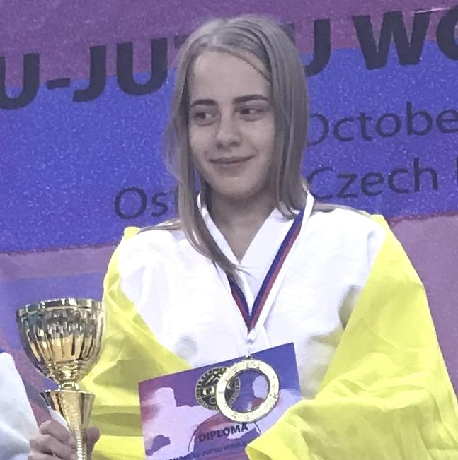 Студентка ХНУРЕ стала кращою на Міжнародних змаганнях в Чехії