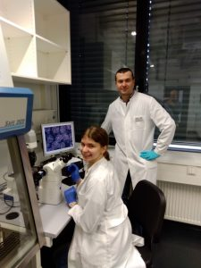 ХНУРЕ бере участь у сучасному науковому проекті в Німеччині
