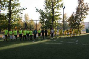 ХНУРЕ та НПУ ім. М.П. Драгоманова зіграли товариський матч