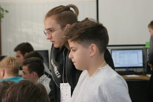 У ХНУРЕ проходить міський турнір юних інформатиків