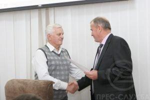 Валерій Семенць вручив нагороди науковцям ХНУРЕ