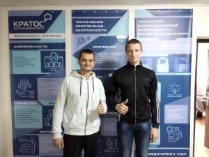 Факультет ІРТЗІ та компанія«Кратос СистемиБезпеки» домовились про співпрацю