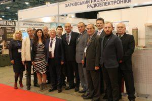 ХНУРЭ принимает участие в XIV Международной специализированной выставке «Оружие и безопасность — 2018»