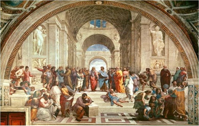 Кафедра філософії вітає всіх шукачів істини, правди і сенсу із Всесвітнім днем філософії