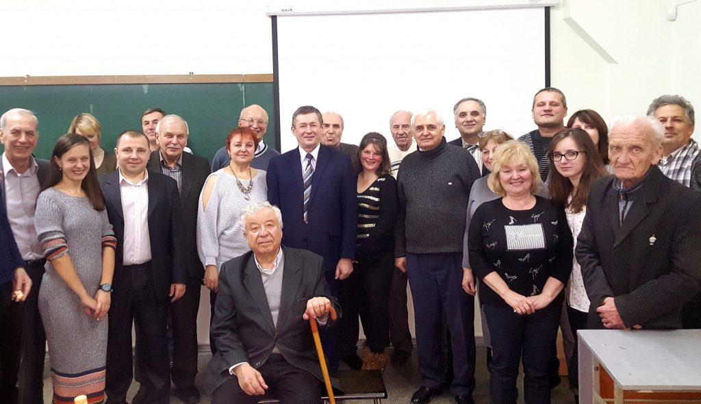 Кафедра МІРЕС відзначила 55-річний ювілей