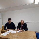 Ректор ХНУРЭ подписал соглашение с французским университетом