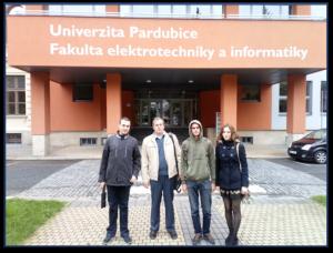 Студенти ХНУРЕ пройшли навчання у Чехії