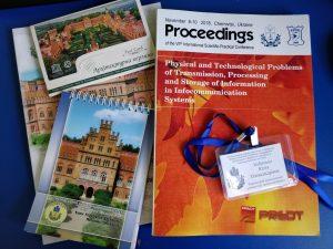 ХНУРЕ взяв участь у Міжнародній науково-практичній конференції у Чернівцях