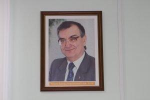 У ХНУРЕ відкрили нову аудиторію імені видатного професора Едуарда Петрова