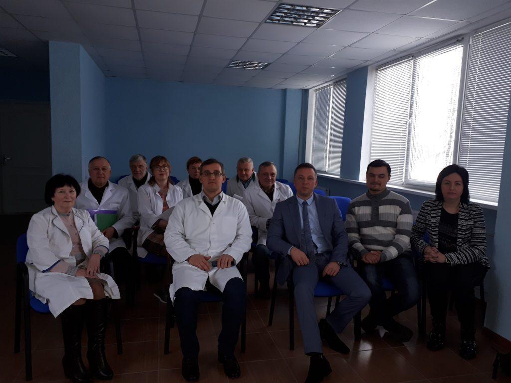 ХНУРЕ розпочинає співробітництво з Національним інститутом терапії імені Л.Т. Малої