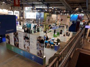 ХНУРЭ принял участие в Международной выставке STUDIJOS