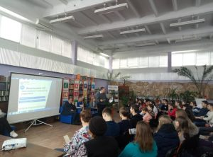 """NURE took part in the event """"Profession of the Future: IT-Sector"""""""